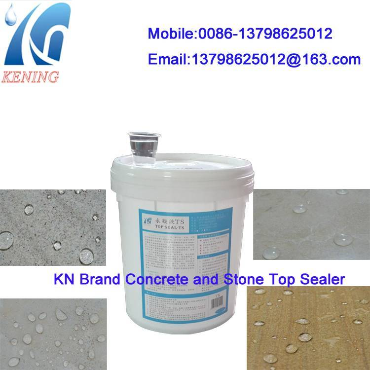Concrete and Stone waterproof New Product Top Sealer