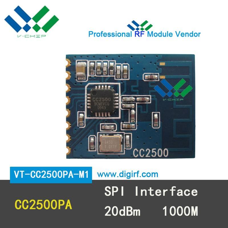 wireless module CC2500