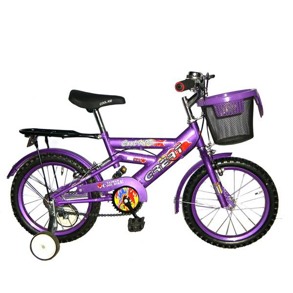 GT-B16002 16 Colorful Children Bicycle