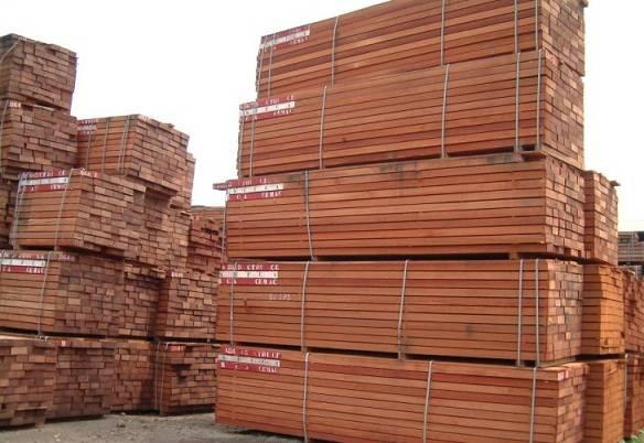 Hardwood Timber / Logs /Lumber