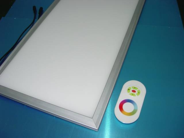led color temperature adjust panel light