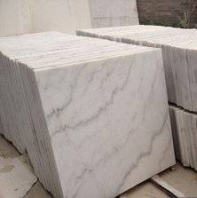 Guangxi White Marble Slab for Sale