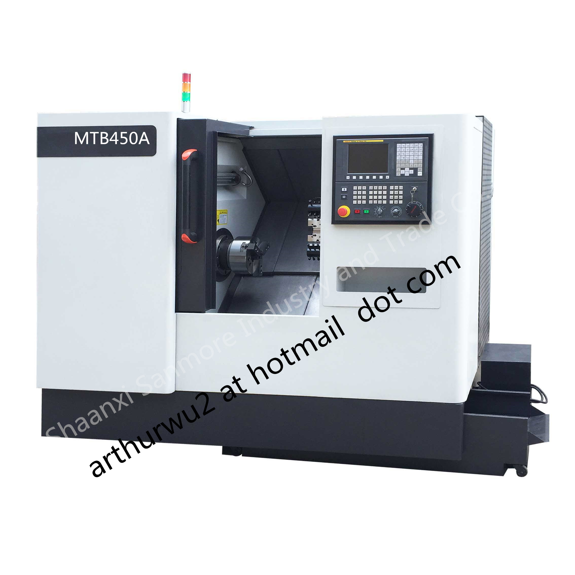 MTB450A CNC Lathe Machine