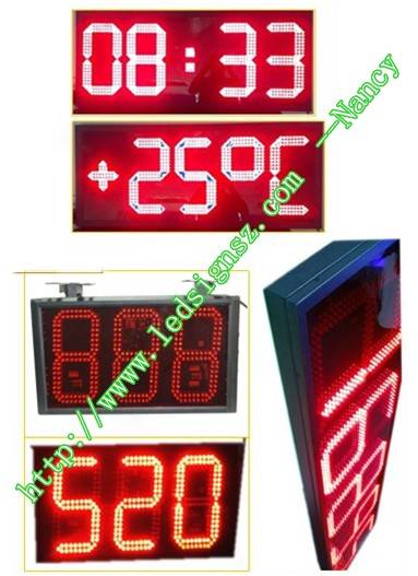 LED digital signs