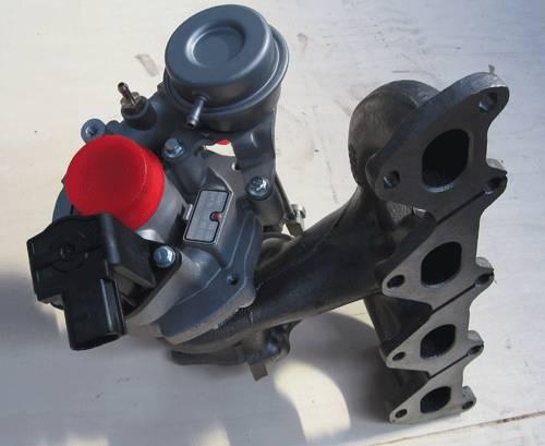 Turbocharger KK3