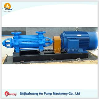 High Discharge Pressure Multistage Pump
