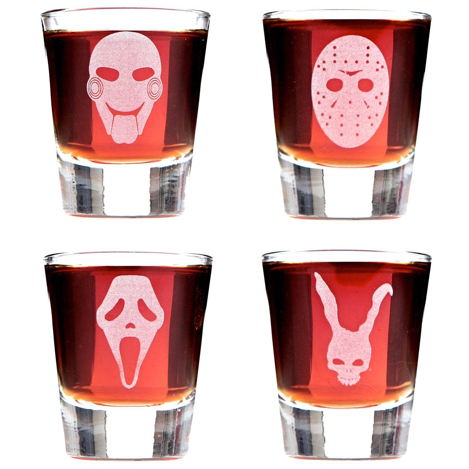 Cheap Frosted Shot Glasses Set