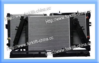 Forklift Parts radiators Supplier