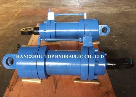 hydraulic cylinder piston cylinder double acting cylinder