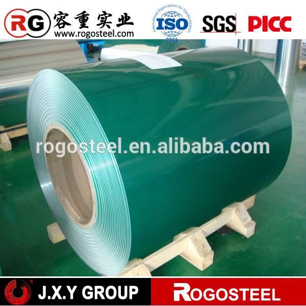 ppgi, prepainted galvanized steel coil, secondary ppgi coils