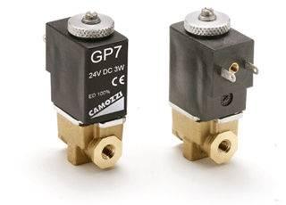 Camozzi solenoid valves