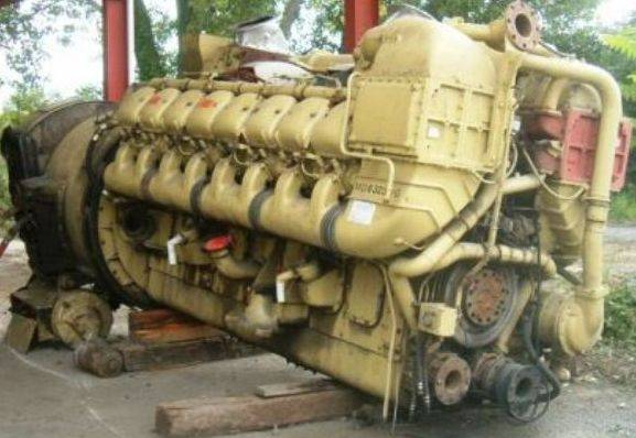 PIELSTICK Used Marine Engines & Spares for SALE