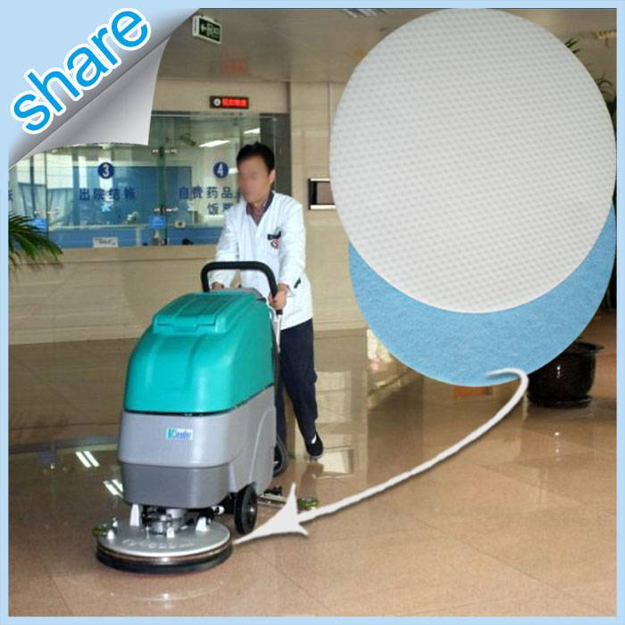 Get Rid Of Dust And Other Particles Scouring Sponge