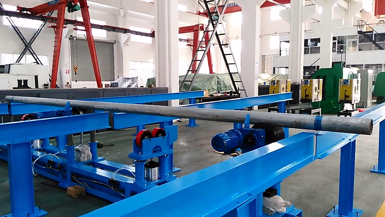 Pipe loading/unloading system
