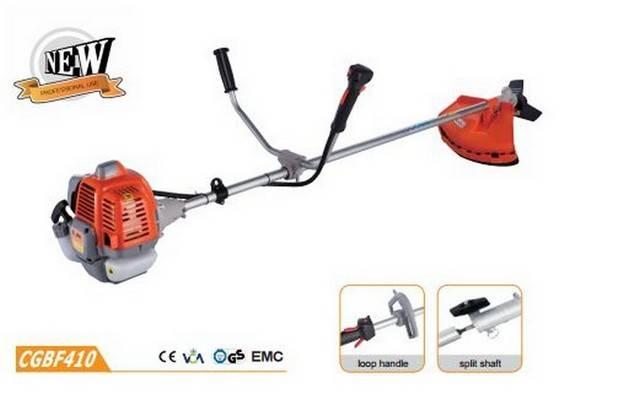 High performance shoulder brush cutter CGBF310/garden tools