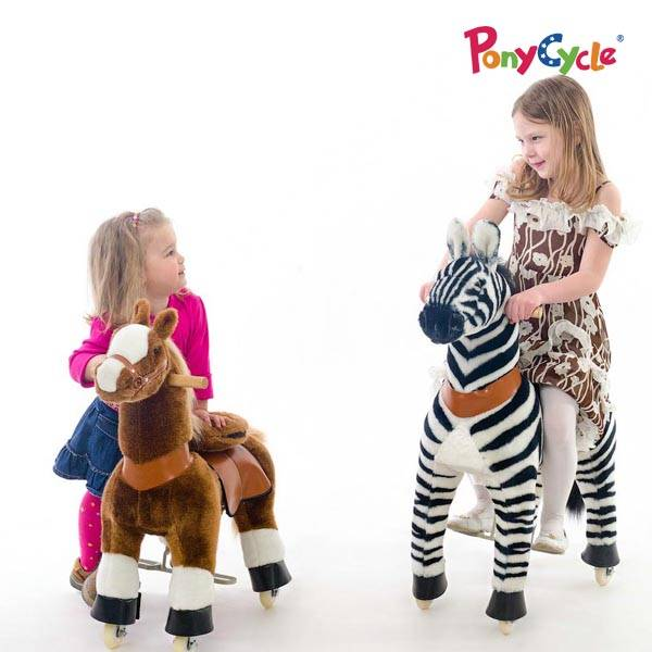 Animal rides toy for kids
