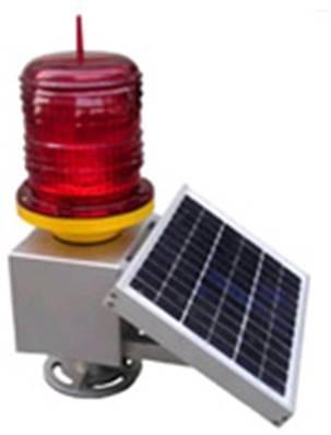 Super Brightness Solar Aviation Light, Solar Obstruction Light
