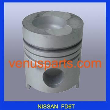nissan auto parts FD6T piston 12011-Z5509