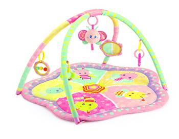 funny and soft baby play mat
