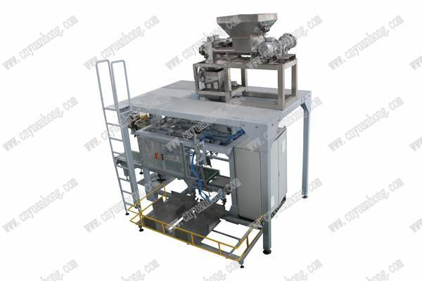 Automatic Plastic Bag-given Packing Machine(GFCF50S)