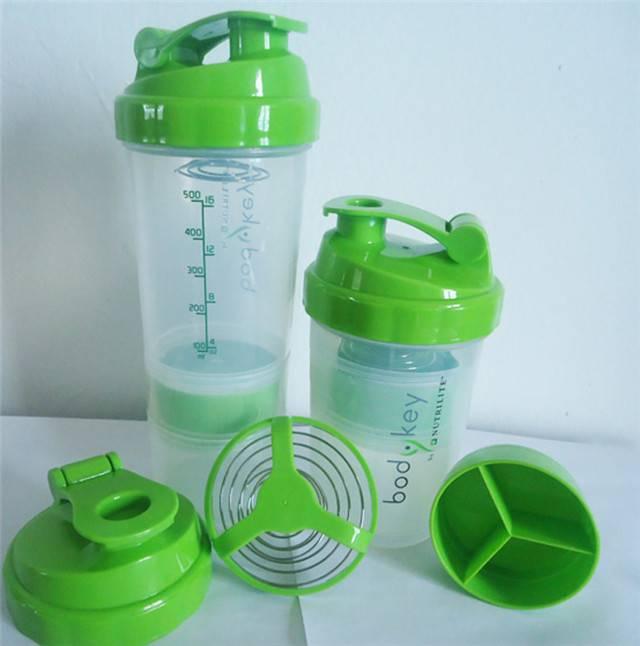 600ml spider shaker/protein shaker