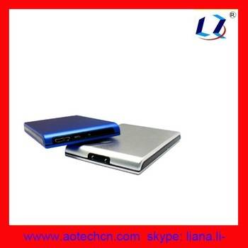 special design 2.5 sata hard disk drive usb 3.0 external hdd enclosure