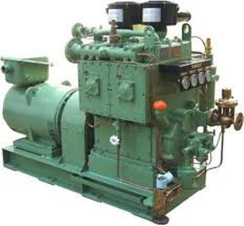 Tanabe Air Compressor complete and spare parts