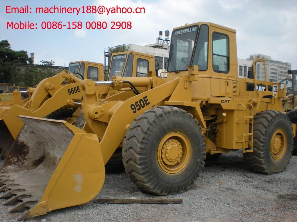 Used wheel loader CAT 950E loader