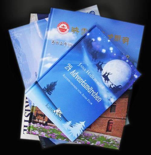 Hardcover Book Printing (HB-002)
