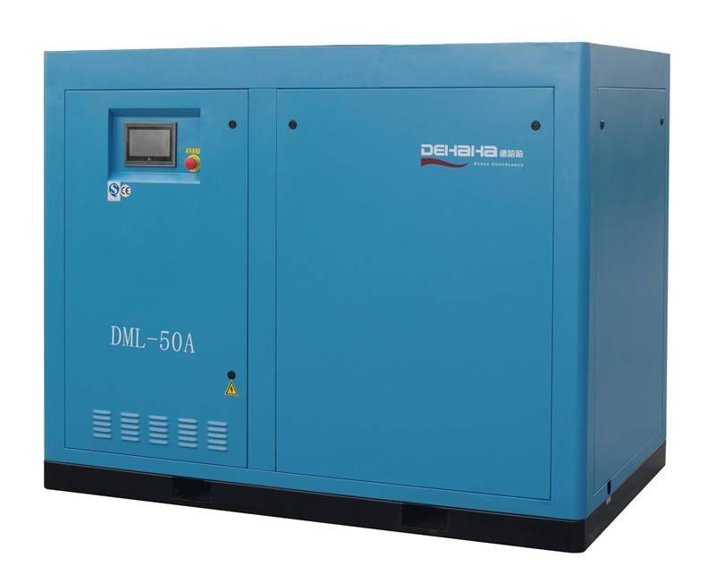 22kw low pressure screw air compressor