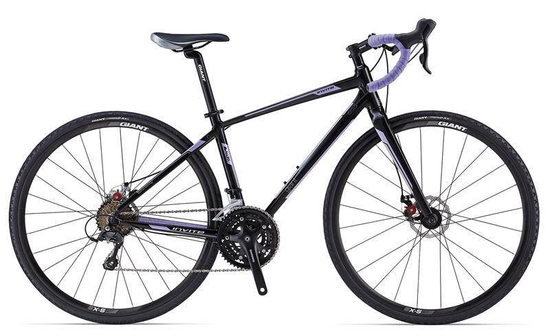 Giant WOMEN X-Road Sport Adventure Invite 2 Bicycle Bike