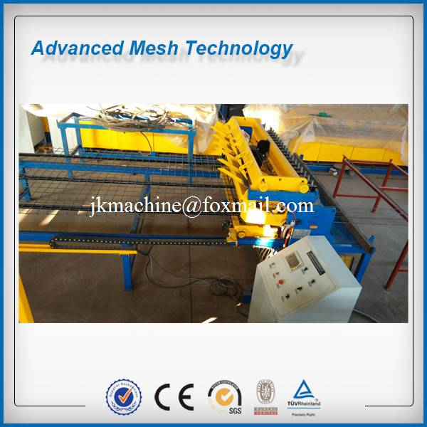 3-8mm Steel Wire Mesh Welding Machines for Supporting Wire Mesh