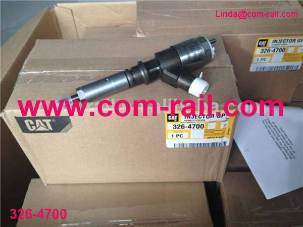 caterpillar original common rail injector 326-4700,32F61-00062 for 320D