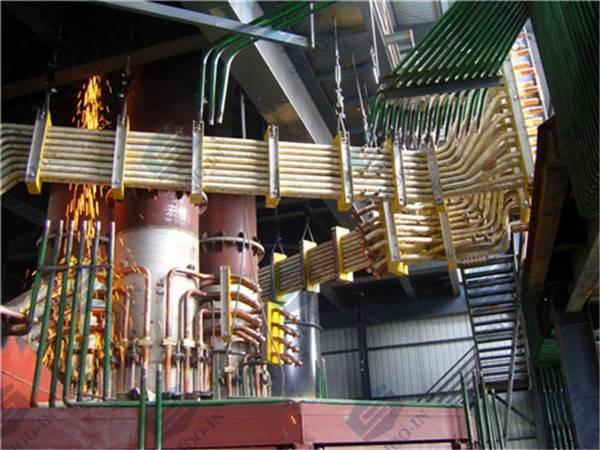 6300KVA-63000KVA submerged arc furnace