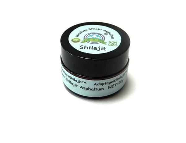 Himalaya Shilajit Asphaltum 20g/bottle