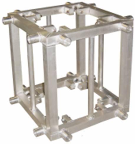Truss Aluminum Corner Box