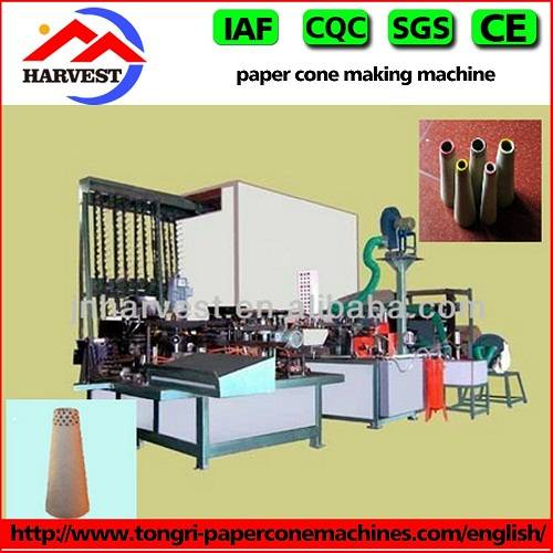 Low price and high quality full automatic paper cone machine for textile