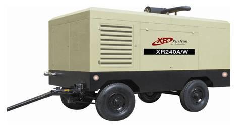 XinRan Oilless Scroll Air Compressor