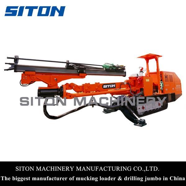 DT1-14 crawler drilling jumbo