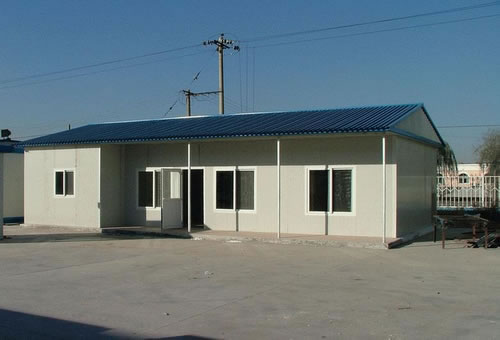 Modern Style Prefab Light Steel Structure House