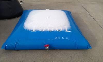 Flexible Rain water bladder tank