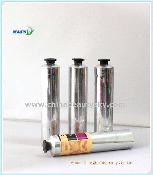 Empty Aluminum tubes for hand cream packaging