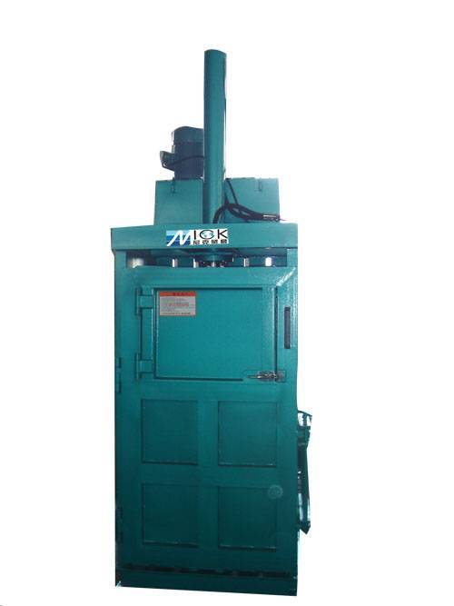 Scrap PET Baler machine