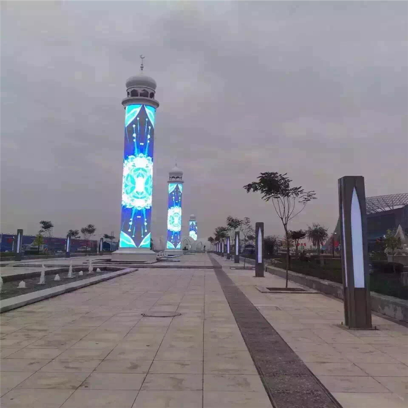 New product good quality outdoor smd led p10 rgb display module