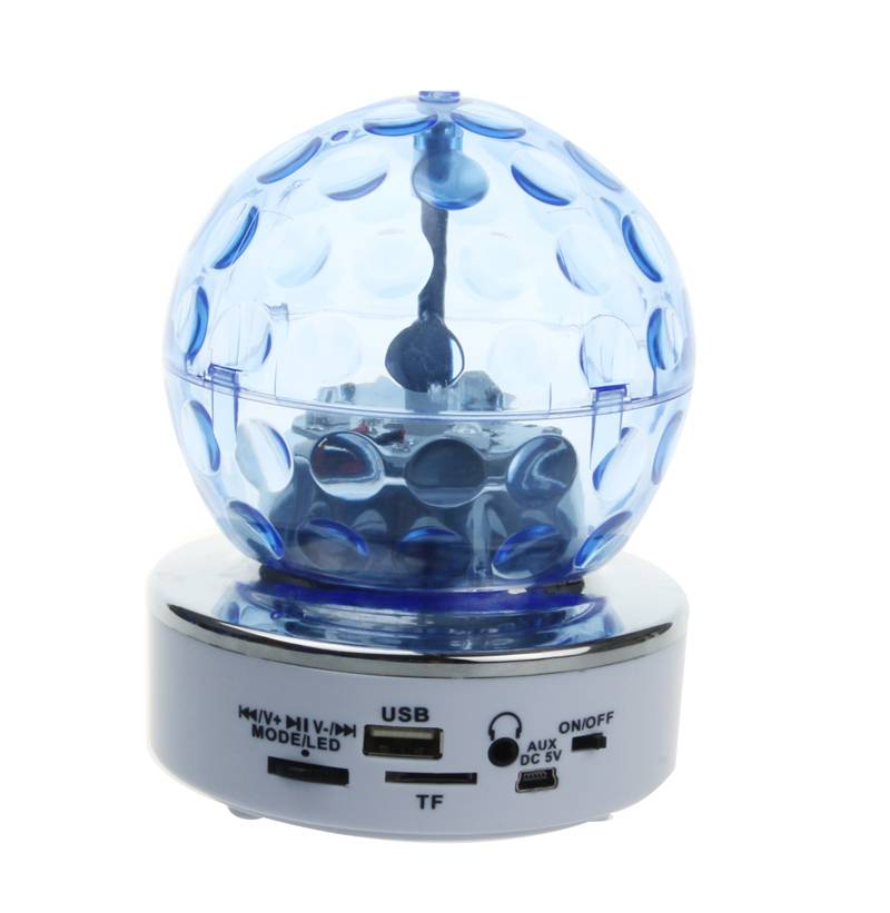 LED Lamp Speaker with FM function usb,tf card speaker SK#70