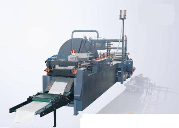 Paper bag machine or Food machine paper bag and Food bag equipment