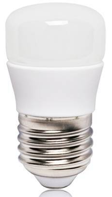 new 3w ceramice led bulb with milky glass