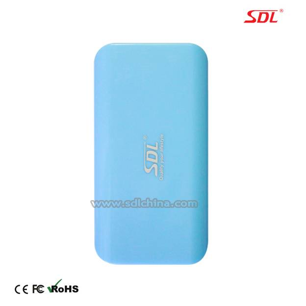 5200mAh Mobile Power Bank Power Supply External Battery Pack USB Charger E85