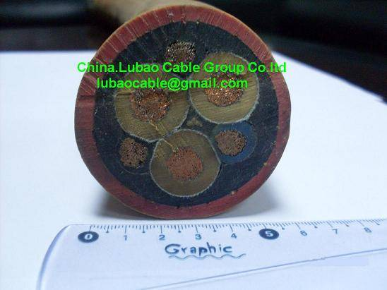 colliery cable,cable for mining for sale