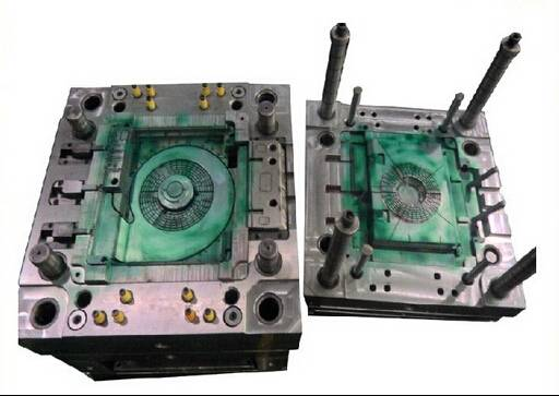 Chinese Mould Supplier Plastic Fan Part Injection Molds Plastic for Household Appliance Products